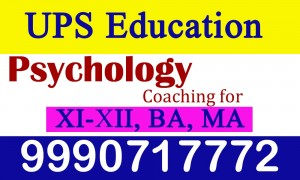 Best Psychology Coaching in Rohini - UPS Education
