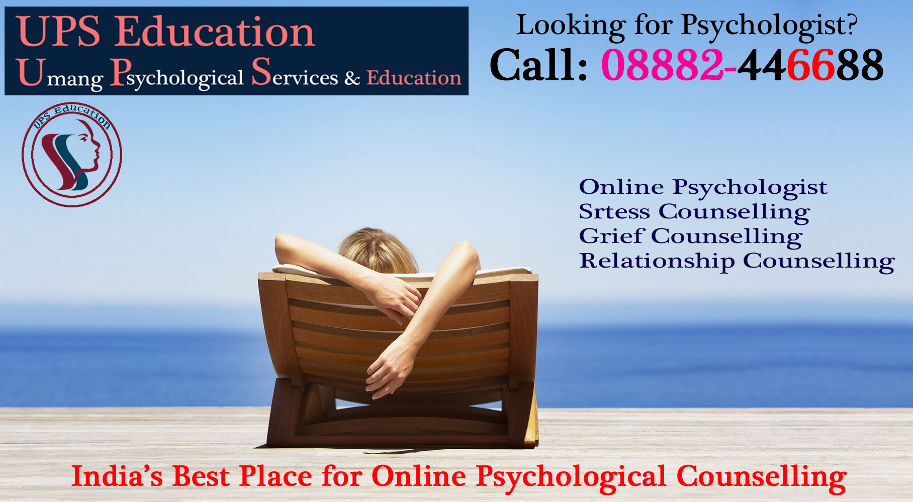 how to become counselling psychology