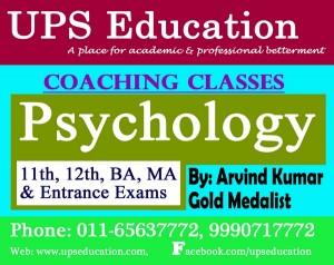 Better Institute for Psychology in Center Delhi - UPS Education