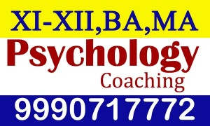 Best Psychology Classes in New Delhi