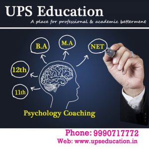 Best  Psychology Coaching for UCG-NET