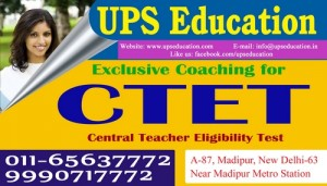 Better CTET Coaching in Paschim Vihar
