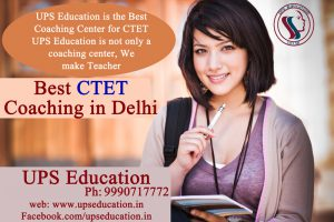 CTET Coaching center in paschim vihar