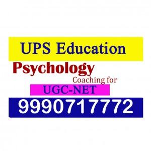 NET and MA Psychology Entrance