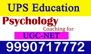 UCG- NET Psychology Entrance Coaching Center in Delhi NCR