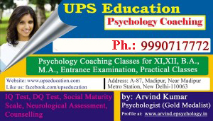 Searching for Best MA | NET Psychology Institute in Delhi