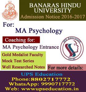 bhu_Psychology