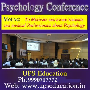 Psychology conference by: Arvind Otta