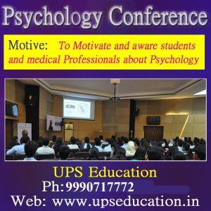 Psychology conference by: Arvind Otta