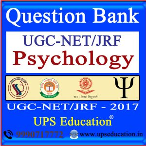 Question Bank for Psychology NET Exam