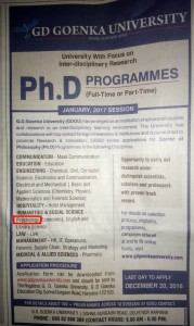 PhD Psychology Admission