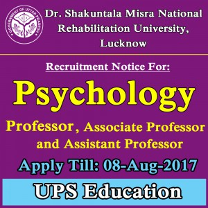 Psychology Teaching Post Vacancy