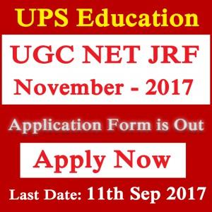 UGC NET JRF November 2017