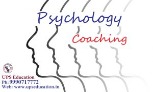 Psychology Coaching in India
