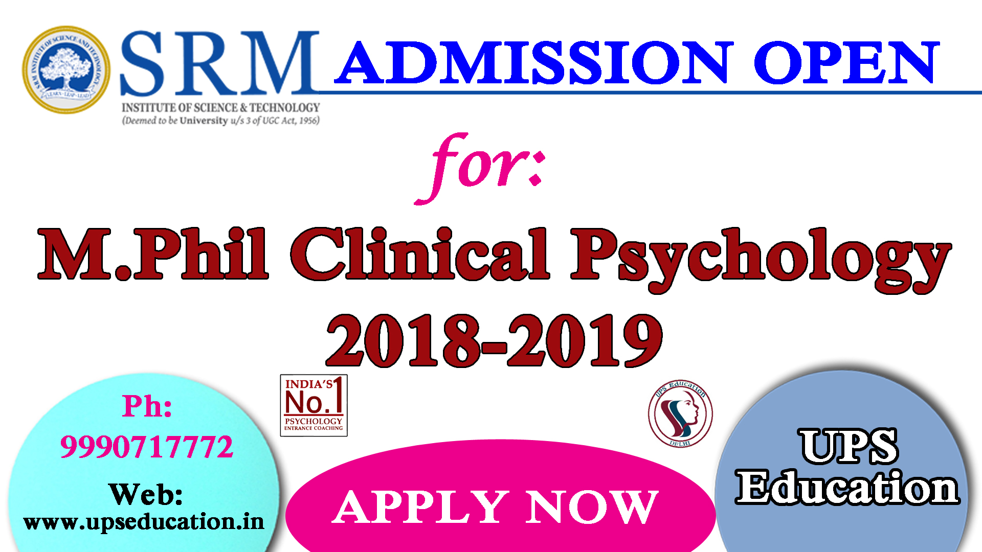 erasmus university clinical psychology application